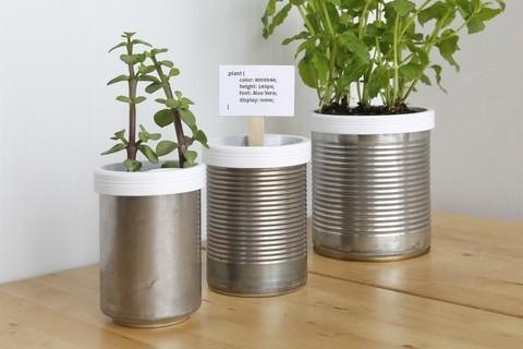 La jardinière adaptée aux bureaux et petits espaces